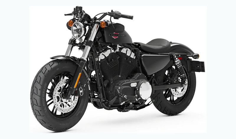 2020 Harley-Davidson Forty-Eight® in Pittsfield, Massachusetts - Photo 4
