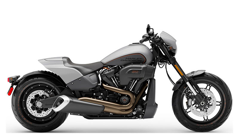 2020 Harley-Davidson FXDR™ 114 in Ames, Iowa - Photo 1