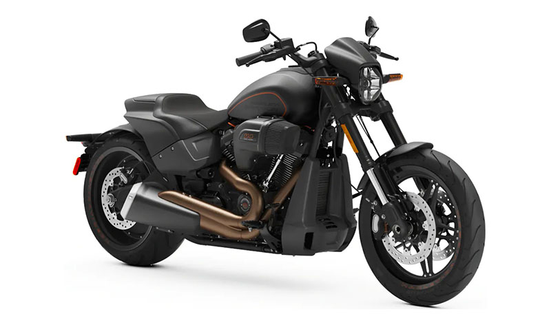 New 2020 Harley-Davidson FXDR™ 114 Black Denim ...