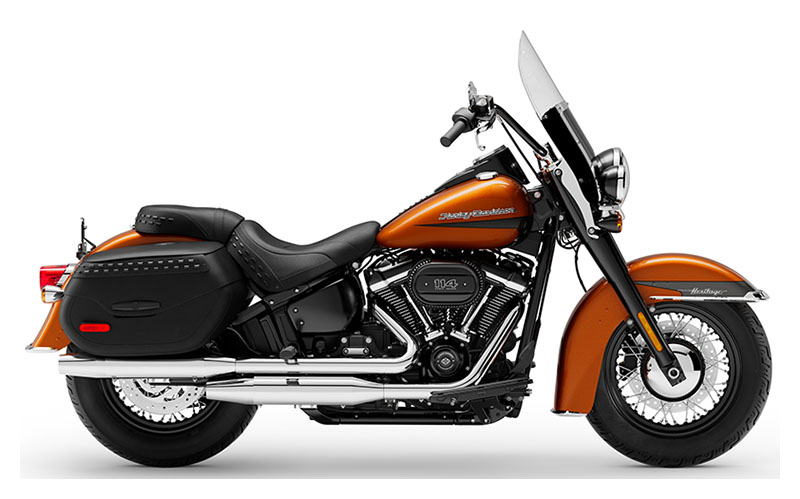 2020 Harley-Davidson Heritage Classic 114 in Flint, Michigan - Photo 1