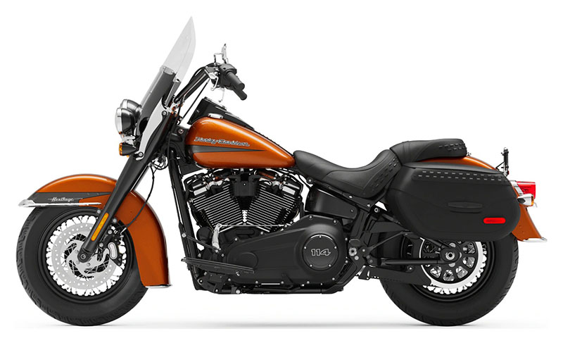 2020 Harley-Davidson Heritage Classic 114 in Norfolk, Virginia - Photo 2