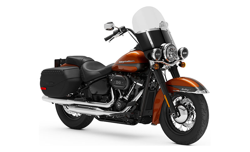2020 Harley-Davidson Heritage Classic 114 in Flint, Michigan - Photo 15