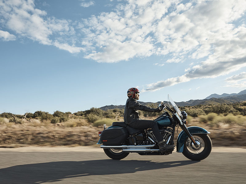 2020 Harley-Davidson Heritage Classic 114 in Livermore, California - Photo 12