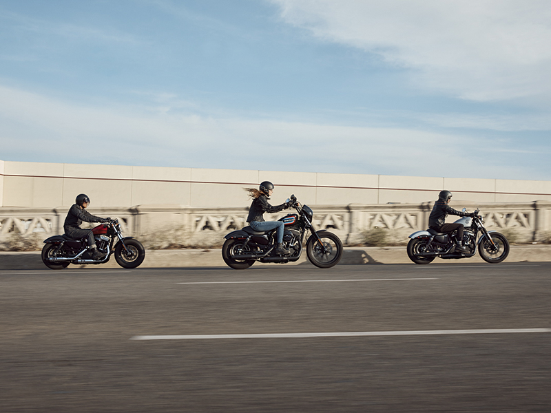 2020 Harley-Davidson Iron 1200™ in San Jose, California - Photo 12
