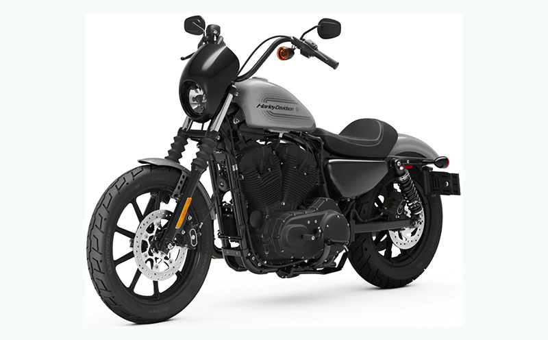 2020 Harley-Davidson Iron 1200™ in Leominster, Massachusetts - Photo 4