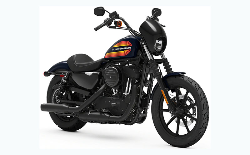 2020 Harley-Davidson Iron 1200™ in Pittsfield, Massachusetts - Photo 3