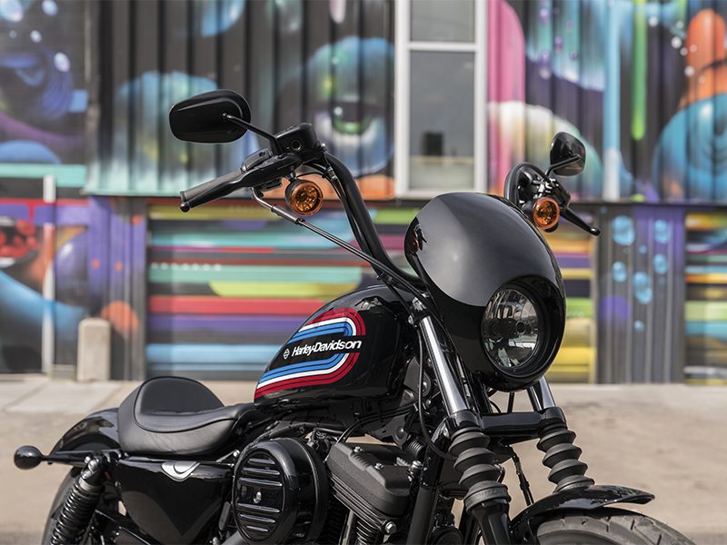 2020 Harley-Davidson Iron 1200™ in Waterloo, Iowa - Photo 6