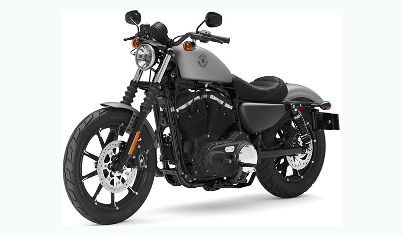 2020 Harley-Davidson Iron 883™ in Augusta, Maine - Photo 4
