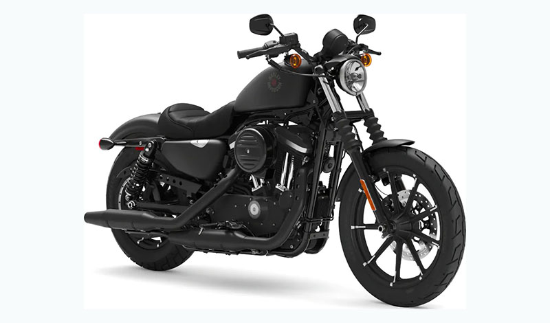 2020 Harley-Davidson Iron 883™ in Augusta, Maine - Photo 3