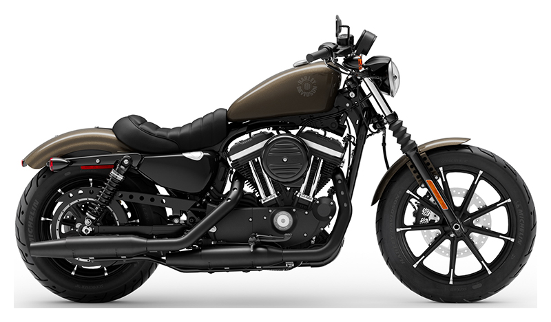 2020 Harley-Davidson Iron 883™ in Carroll, Iowa - Photo 1