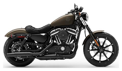 2020 Harley-Davidson Iron 883™ in Augusta, Maine