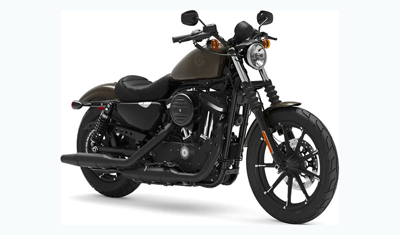2020 Harley-Davidson Iron 883™ in Ukiah, California - Photo 3