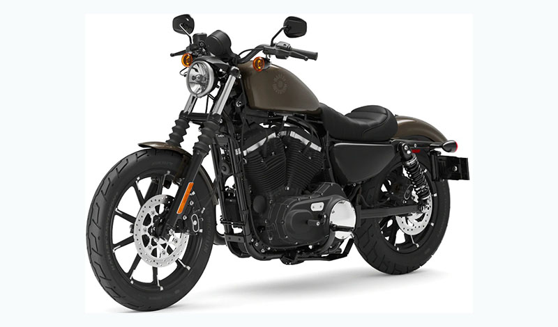 2020 Harley-Davidson Iron 883™ in Ukiah, California - Photo 4