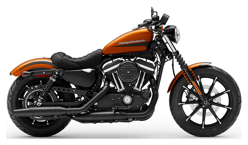 2020 Harley-Davidson Iron 883™ in New York Mills, New York - Photo 1