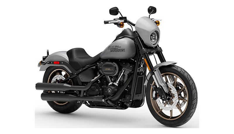 2020 Harley-Davidson Low Rider®S in Augusta, Maine - Photo 3
