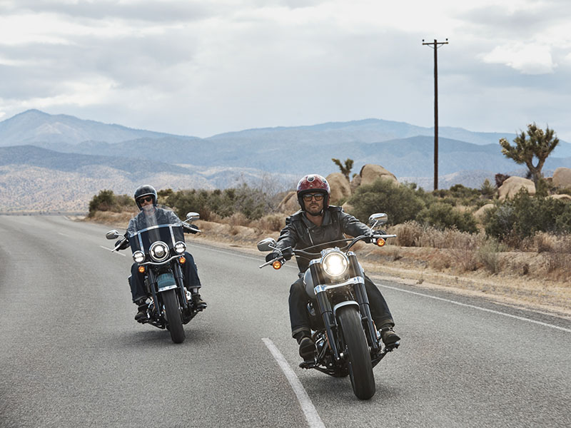 2020 Harley-Davidson Softail Slim® in Kokomo, Indiana