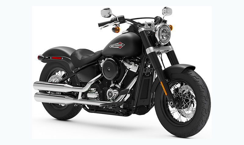 2020 Harley-Davidson Softail Slim® in Fairbanks, Alaska - Photo 3