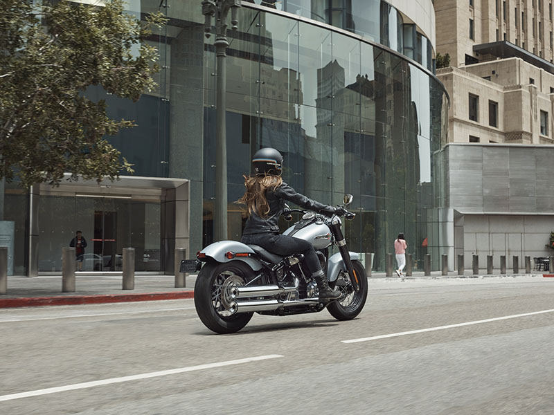 2020 Harley-Davidson Softail Slim® in Bay City, Michigan - Photo 9
