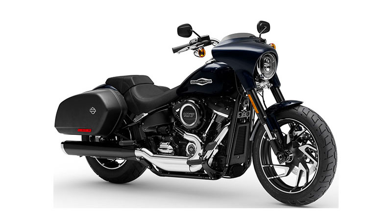 2020 Harley-Davidson Sport Glide® in Osceola, Iowa - Photo 3