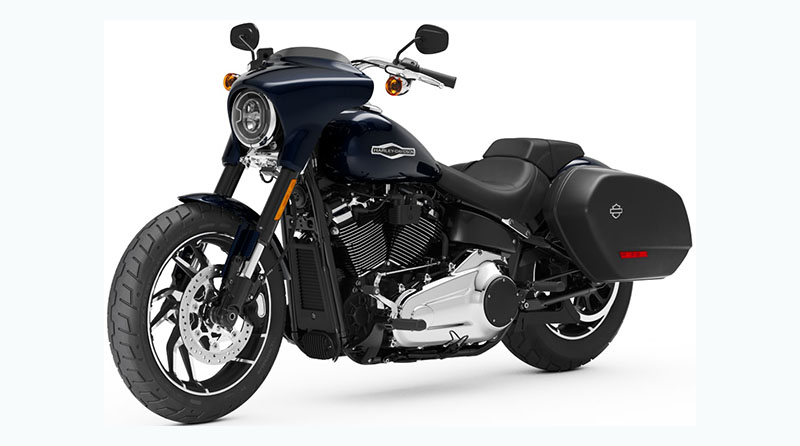 2020 Harley-Davidson Sport Glide® in Portage, Michigan - Photo 4