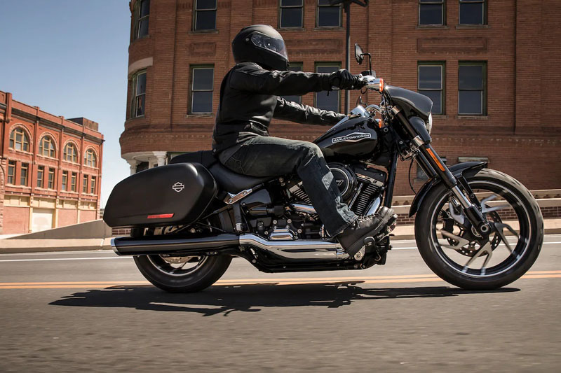 2020 Harley-Davidson Sport Glide® in Augusta, Maine - Photo 6