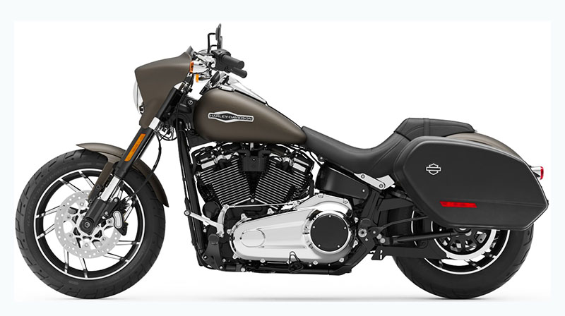 2020 Harley-Davidson Sport Glide® in Augusta, Maine - Photo 2