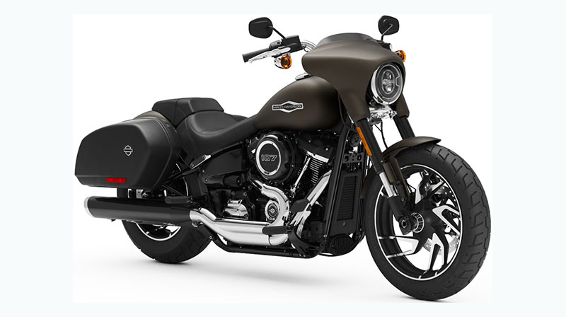 2020 Harley-Davidson Sport Glide® in Augusta, Maine - Photo 3