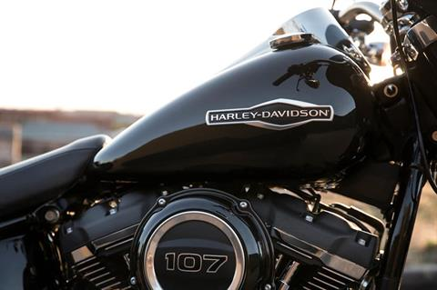 2020 Harley-Davidson Sport Glide® in Augusta, Maine - Photo 8