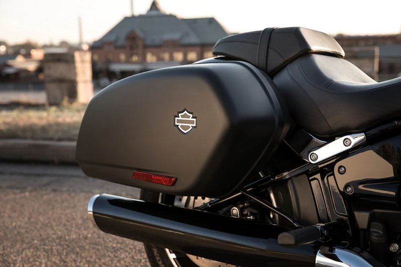 2020 Harley-Davidson Sport Glide® in Augusta, Maine - Photo 9
