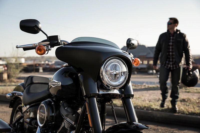 2020 Harley-Davidson Sport Glide® in Chippewa Falls, Wisconsin - Photo 11