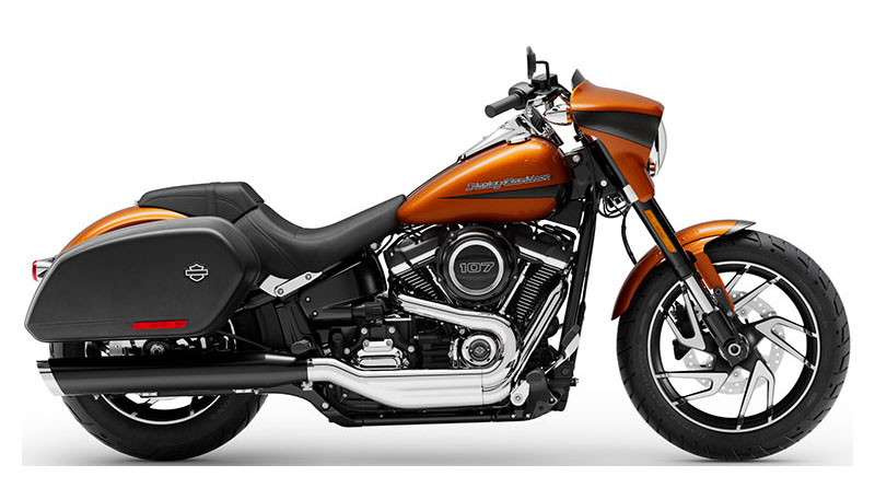 2020 Harley-Davidson Sport Glide® in Waterloo, Iowa - Photo 1