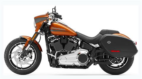 2020 Harley-Davidson Sport Glide® in Portage, Michigan - Photo 2