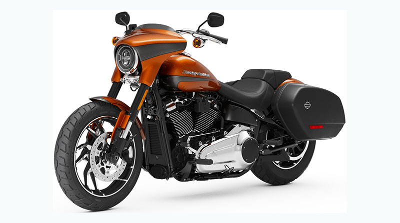 2020 Harley-Davidson Sport Glide® in South Charleston, West Virginia - Photo 4