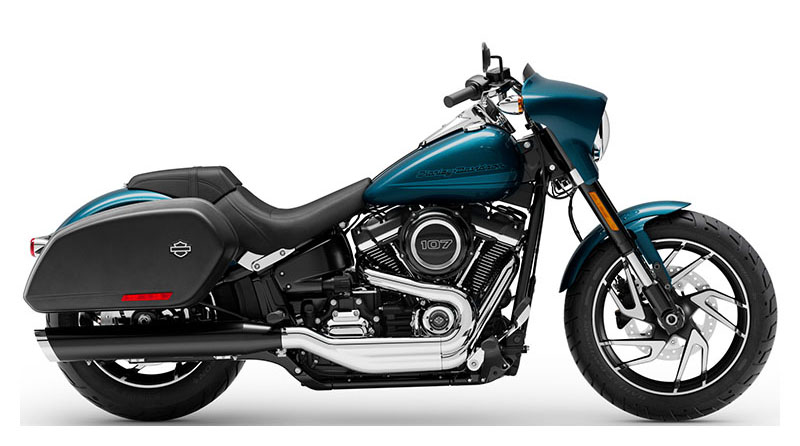 2020 Harley-Davidson Sport Glide® in Beaver Dam, Wisconsin - Photo 1