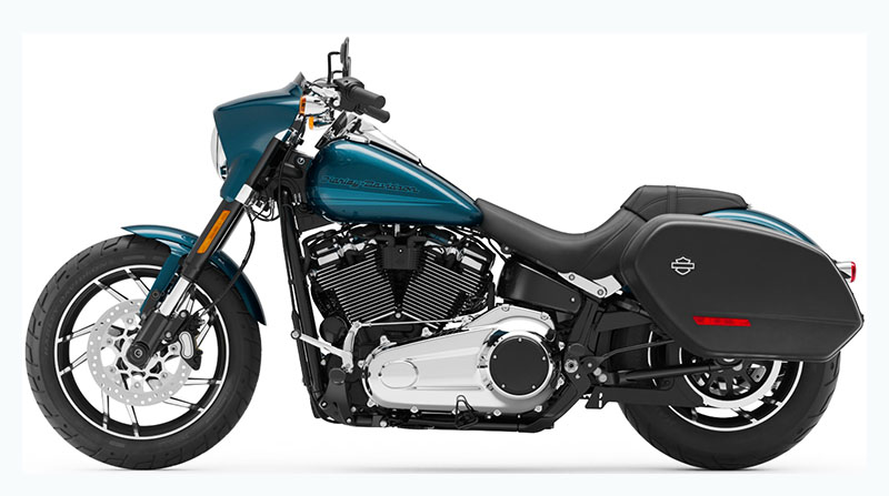 2020 Harley-Davidson Sport Glide® in Dubuque, Iowa - Photo 2