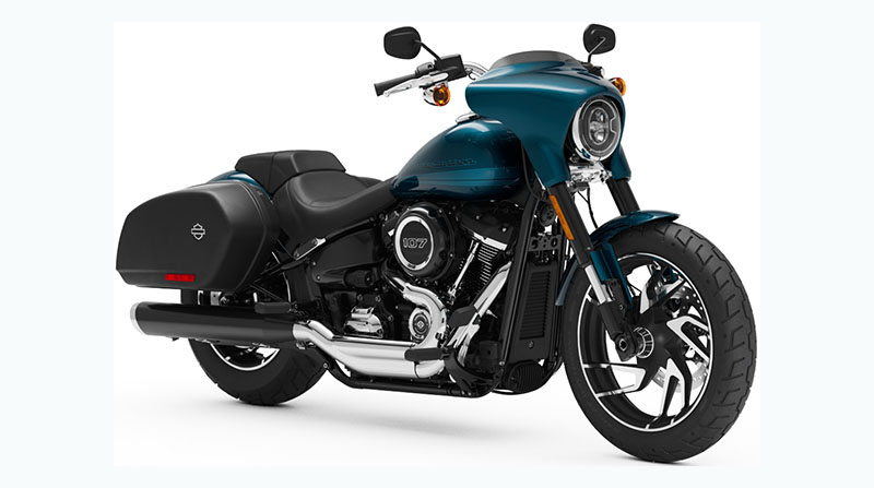 2020 Harley-Davidson Sport Glide® in New London, Connecticut - Photo 3