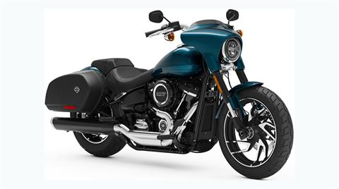 2020 Harley-Davidson Sport Glide® in Belmont, Ohio - Photo 3