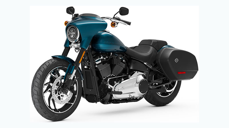 2020 Harley-Davidson Sport Glide® in Dubuque, Iowa - Photo 4