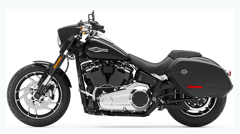 2020 Harley-Davidson Sport Glide® in Cortland, Ohio - Photo 2