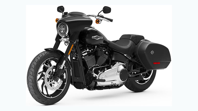 2020 Harley-Davidson Sport Glide® in Pierre, South Dakota - Photo 4