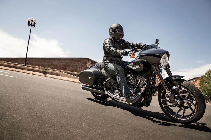 2020 Harley-Davidson Sport Glide® in Pierre, South Dakota - Photo 8