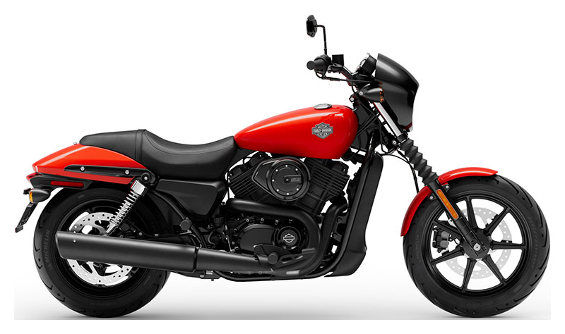 2020 Harley-Davidson Street® 500 in Leominster, Massachusetts - Photo 1