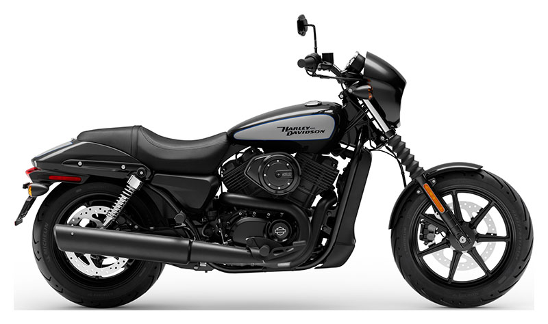 2020 Harley-Davidson Street® 500 in Augusta, Maine - Photo 1