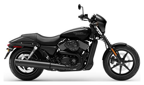 2020 Harley-Davidson Street® 750 in Leominster, Massachusetts