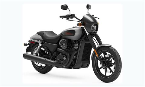 2020 Harley-Davidson Street® 750 in Michigan City, Indiana - Photo 3