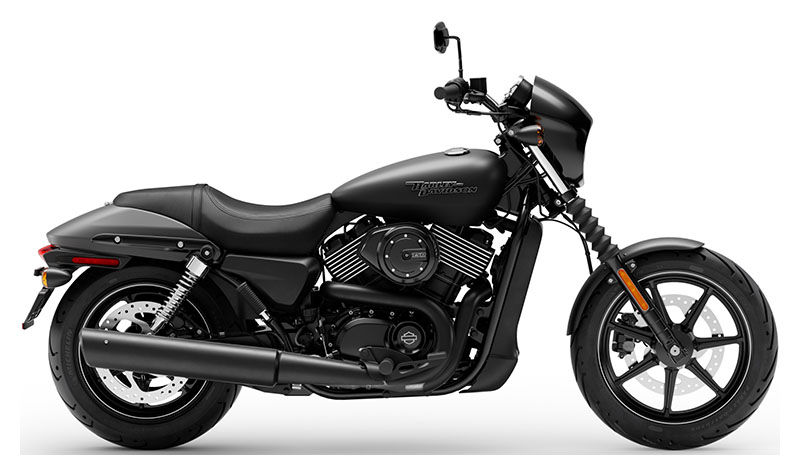 2020 Harley-Davidson Street® 750 in Mauston, Wisconsin - Photo 1