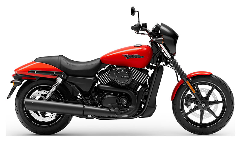 2020 Harley-Davidson Street® 750 in Grand Forks, North Dakota - Photo 1