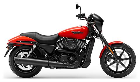 2020 Harley-Davidson Street® 750 in Cedar Rapids, Iowa - Photo 1
