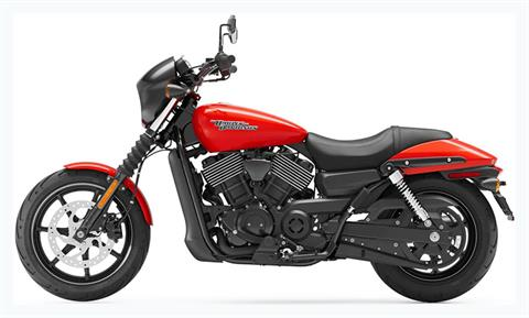 2020 Harley-Davidson Street® 750 in Cedar Rapids, Iowa - Photo 2