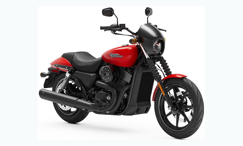 2020 Harley-Davidson Street® 750 in Cedar Rapids, Iowa - Photo 3